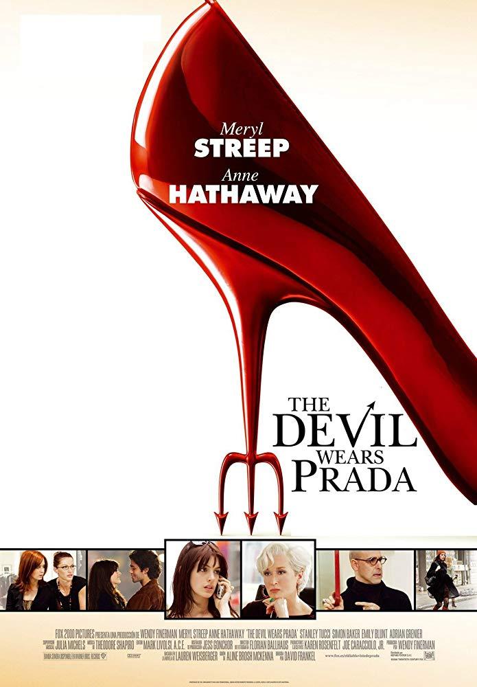 Filme sobre cultura e valores - O Diabo Veste Prada