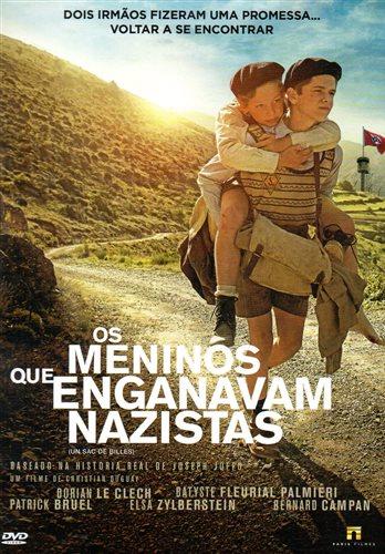 Filmes sobre empatia - Os Meninos Que Enganavam Nazistas (Un sac de biles)